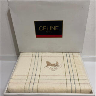 celine - セリーヌ 毛布