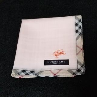 BURBERRY - BURBERRY ハンカチ シャドーノバチェック