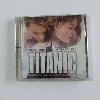CD アルバム TITANIC タイタニック サントラ