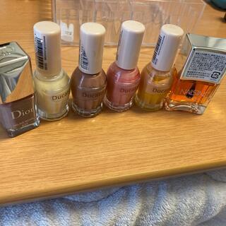 ディオール(Dior)のネイルセット(ネイル用品)