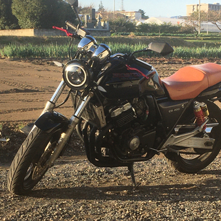 ホンダ - CB400sf