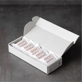 プレスバターサンド プレーン 5個 ※箱なし・中身のみ