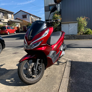 ホンダ - pcx150 ABS ヨシムラ マフラー付