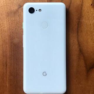 Google - Google Pixel 3 SIMフリー 64GB ホワイト