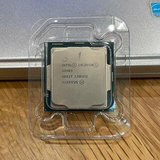 Intel Celeron G5905 CPUのみ
