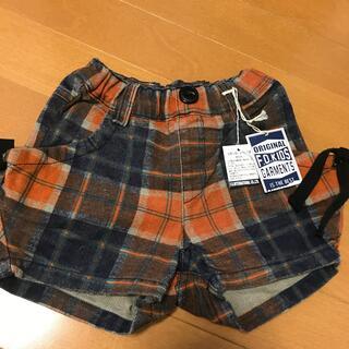 エフオーキッズ(F.O.KIDS)の新品タグ付き ショートパンツ 90(パンツ/スパッツ)