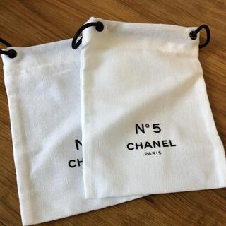 CHANEL - シャネル ファクトリー5 ミステリーボックス 巾着