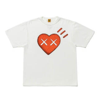 human made kaws コラボTシャツ(Tシャツ/カットソー(半袖/袖なし))