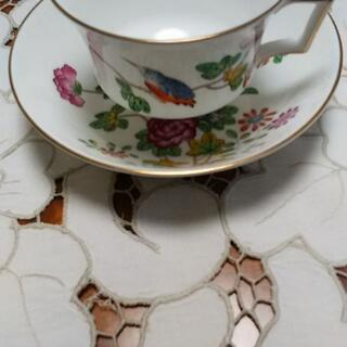 WEDGWOOD - Wedgwood Cuckoo cup&saucer