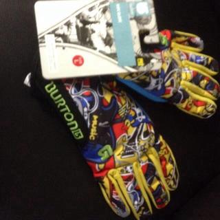 バートン(BURTON)の新品 バートンスノボー手袋(手袋)