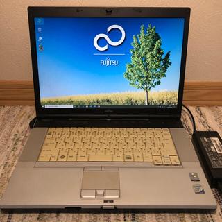 富士通 - Windows10 ノートパソコン office付き
