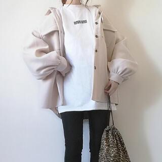 GRL - ボリュームスリーブシャツジャケット GRL グレイル