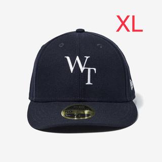 W)taps - WTAPS NEWERA 59FIFTY LOW PROFILE NAVY XL