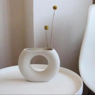 新品 韓国インテリア 花瓶 フラワーベース 一輪挿し