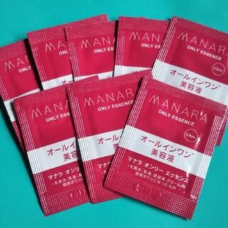 マナラ(maNara)のマナラ オールインワン 美容液 8包マナラ オールインワン美容液(美容液)