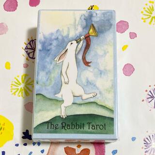 【新品未開封】ウサギ 兎 タロットカード