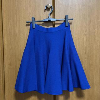 ルシェルブルー(LE CIEL BLEU)の未使用品 ルシェルブルー フレアスカート ♩(ひざ丈スカート)