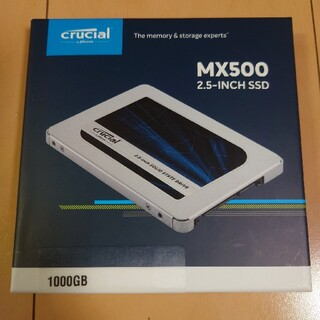 Crucial MX500 1000GB(1TB)