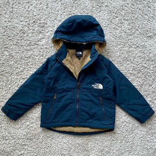 THE NORTH FACE - THE NORTH FACE コンパクトノマドジャケット 100
