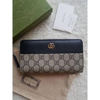 グッチ(Gucci)のGUCCI グッチ GG Marmont ジップ アラウンド 長財布(財布)