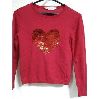 エイチアンドエム(H&M)の140 H&Mカットソー(Tシャツ/カットソー)