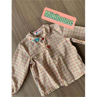 ミキハウス(mikihouse)のMIkihouse♡ユニセックスシャツ(ブラウス)
