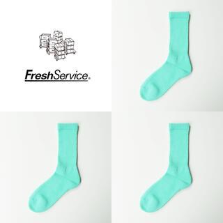 ワンエルディーケーセレクト(1LDK SELECT)の【新品未使用品】FreshService ORIGINAL SOCKS 【3足】(ソックス)