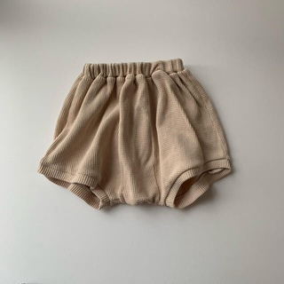 ZARA KIDS - monbebe  わっふるかぼちゃパンツ