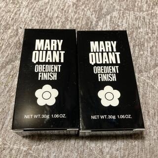 マリークワント(MARY QUANT)のマリークワント オビーディエント フィニッシュ OC-20 ファンデーション(ファンデーション)