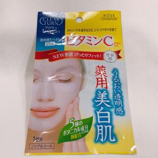 コーセーコスメポート(KOSE COSMEPORT)のKOSE クリアターン ホワイトマスク ビタミンC (パック/フェイスマスク)
