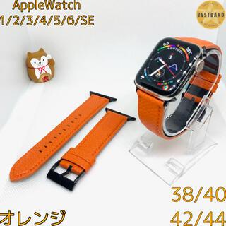 Apple Watch - Apple Watch バンド高品質牛皮 アップルウォッチベルト革レザーベルト