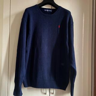 ポロラルフローレン(POLO RALPH LAUREN)のラルフローレン ニット セーター 古着 90年代 コットンセーター(ニット/セーター)