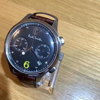 ポールスミス(Paul Smith)のポールスミス 時計 クロノグラフ シティ(腕時計(アナログ))