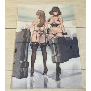 KOTOBUKIYA - コトブキヤくじ Nidy-2D-「冥途武装」クリアファイル