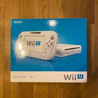 ウィーユー(Wii U)のNintendo Wii U ベーシックセット(家庭用ゲーム機本体)