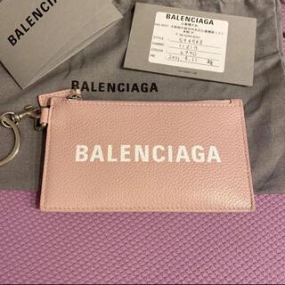 バレンシアガ(Balenciaga)の46,200円 美品♡バレンシアガ♡ ストラップ付きカード・コインケース(コインケース)