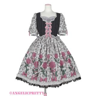 Angelic Pretty - Rebecca Leopard Dress