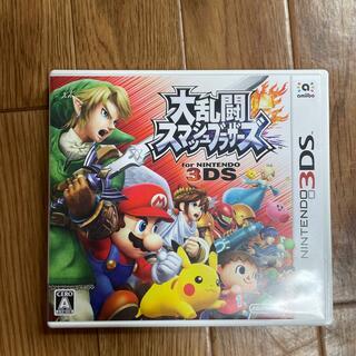 ニンテンドー3DS - 大乱闘スマッシュブラザーズ  3DS