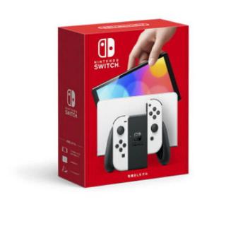 Nintendo Switch - 新品 ニンテンドースイッチ 有機EL ホワイト 新型 Nintendo