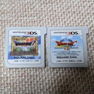 ニンテンドー3DS - 3DS ドラゴンクエスト7・8