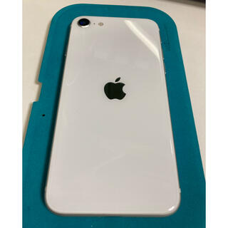 iPhone - 【128GB】iPhone SE 第2世代【SIMフリー】傷あり