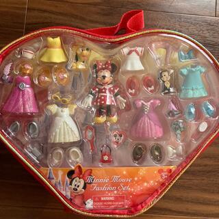 ミニーマウス(ミニーマウス)の海外ディズニー ミニーマウス 着せ替えセット(キャラクターグッズ)