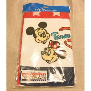 Disney - TDR☆チームディズニー フェイスタオルロング