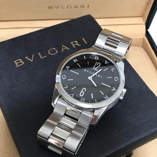 BVLGARI - BVLGARIブルガリブルガリ st37s ソロテンポ 腕時計