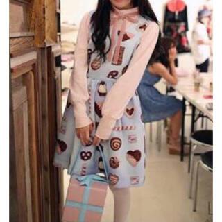ミルク(MILK)のMILK ミルク cookie girl ワンピース クッキーガールop(ミニワンピース)