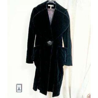 ヴィヴィアンウエストウッド(Vivienne Westwood)のレア Vivienne Westwood big ラブ襟 コート(ロングコート)