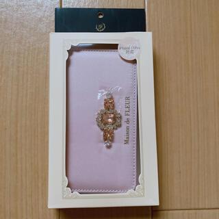 メゾンドフルール(Maison de FLEUR)のメゾンドフルール♡iPhone11pro手帳型ケース(iPhoneケース)