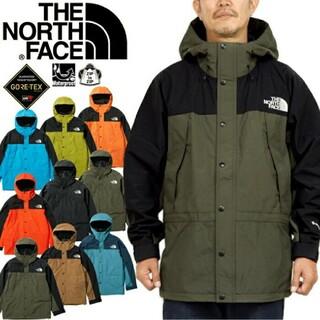 THE NORTH FACE - ★新品未使用品★ ノースフェイス マウンテン ライト ジャケット