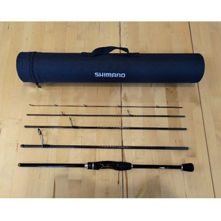 SHIMANO - シマノ 19フリーゲームXT S76ULT