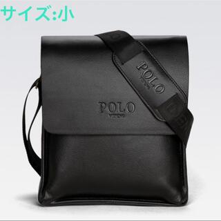 ポロラルフローレン(POLO RALPH LAUREN)の【新品未使用】POLO VIDENG ポロショルダーバッグ【小】(ショルダーバッグ)